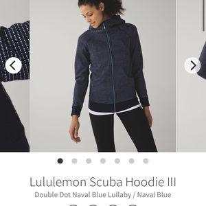 Lululemon Scuba Hoodie III - Sz 10